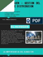 El Almacen - Gestion Del Canal de Distribucion