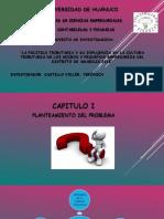 LA POLITICA TRIBUTARIA Y SU INFLUENCIA EN LA CULTURA TRIBUTARIA DE LOS MICROS Y PEQUEÑOS EMPRESARIOS EN EL DISTRITO DE AMARILIS 2018