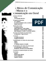 Anthony Giddens - Os Meios de Comunicação de Massa  - Sociologia