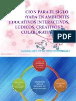 Ambientesdeaprendizajetecnologiadelainformacin Ppt 121023120738 Phpapp02