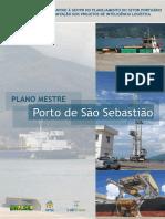 Plano Mestre do Porto de São Sebastião - SP