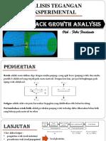 Presentasi 1 crack propagation