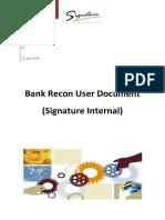 Bank Recon User Doc