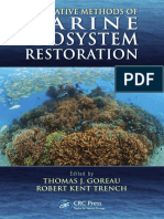 Thomas J. Goreau Ed., Robert Kent Trench Ed. Innovative Methods of Marine Ecosystem Restoration