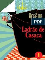 Ladrao de Casaca - Maurice Leblanc
