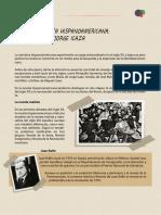 Novela Realista Hispanoamericana