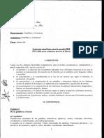 Cnba - Programa - Castellano y Literatura - Primer Ano - 2018