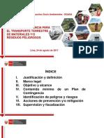 Lineamientos Plan de Contingencia Para MATPEL (DGASA 24-08-17)