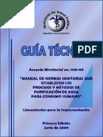 Guía Técnica 1148-09