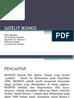 Kelompok 2 Satelit IKONOS