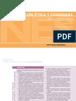 Diseño Curricular FEyC (CABA)
