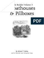 Castle Builder 03 - Moathouses & Pillboxes