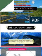 Metodo de Wyoming