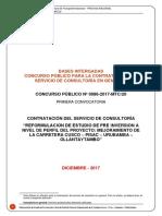 Bases Integradas CUZCO