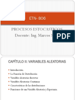 Capitulo 2 Variables Aleatorias Multiples