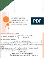 Ecuaciones Diferenciales Ordinarias_runge Kutta