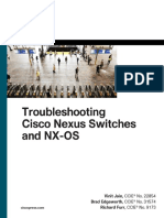 Troubleshooting Cisco Nexus Switches and NX-OS