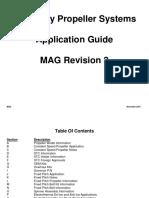 Guia de Aplicacion Helices McCauley MAG