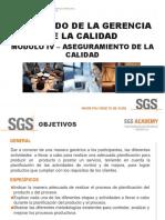 D-SGC Aseguramiento de La Calidad