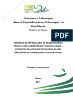 Relatório de Estágio - Florbela Gomes MONOGRAFIA IMPORTANTE
