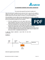Application Note_Solar Inverter + DG_R0