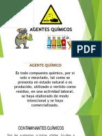 CLASE 7 Agentes Quimicos