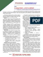 Boletín de Seguridad & Gestión N°. 4