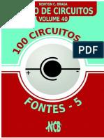 Newton C Braga - 100 Circuitos de Fontes - 5