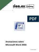 Word+Avanzado+Español