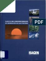 Fuentes No Convencionales de Generación de Electricidad Isagen