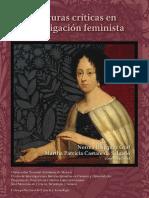 Norma Blazquez Graf, Martha Patricia Castañeda - Lecturas Criticas en Investigacion Feminista
