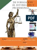 Trabajo de Deontologia Juridica IX