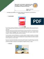 Empresas -alimentos -microorganismos