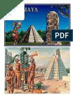 8 Imagenes de Los Mayas