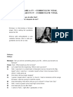 Como Preparar Un CV - Inglés