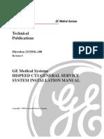 2152926-100 General Service Installation