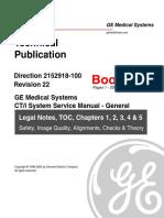 2152918-100 CTi System Service Manual - General (HSA Cti)