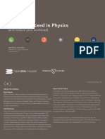 How to Succeed in Physics