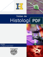 Notas de Histologia 2015
