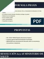 """Copia de Primer Seminario """"Prevencion en Salud y Calidad de Los Sevicios""""(1)"""