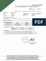 Certificado Megometro 2017