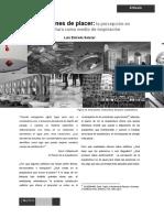 Sensaciones Arquitectura Luis Estrada
