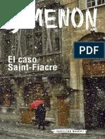El Caso Saint-Fiacre - Georges Simenon.pdf
