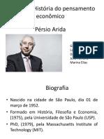 Pérsio Arida