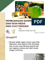Pembuangan Sampah Medis Dan Non Medis