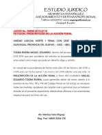 PRESCRIPCION DE LA PENA CODIGO PENAL.docx