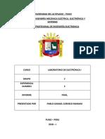 Informe de Laboratorio 5 (Final)