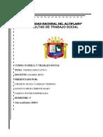 Trabajo de Educativo Viva La Chupa y El Junior Hoy