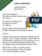 Ángelus Dómini