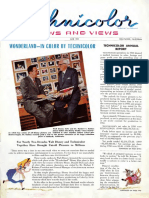 Technicolor News & Views (June 1951)